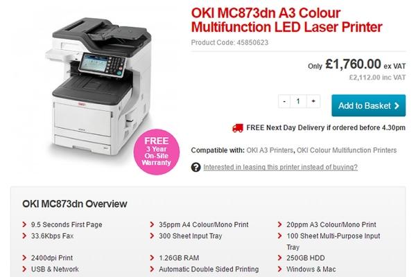 okOKI: E-Commerce Web Design & SEO Case Study