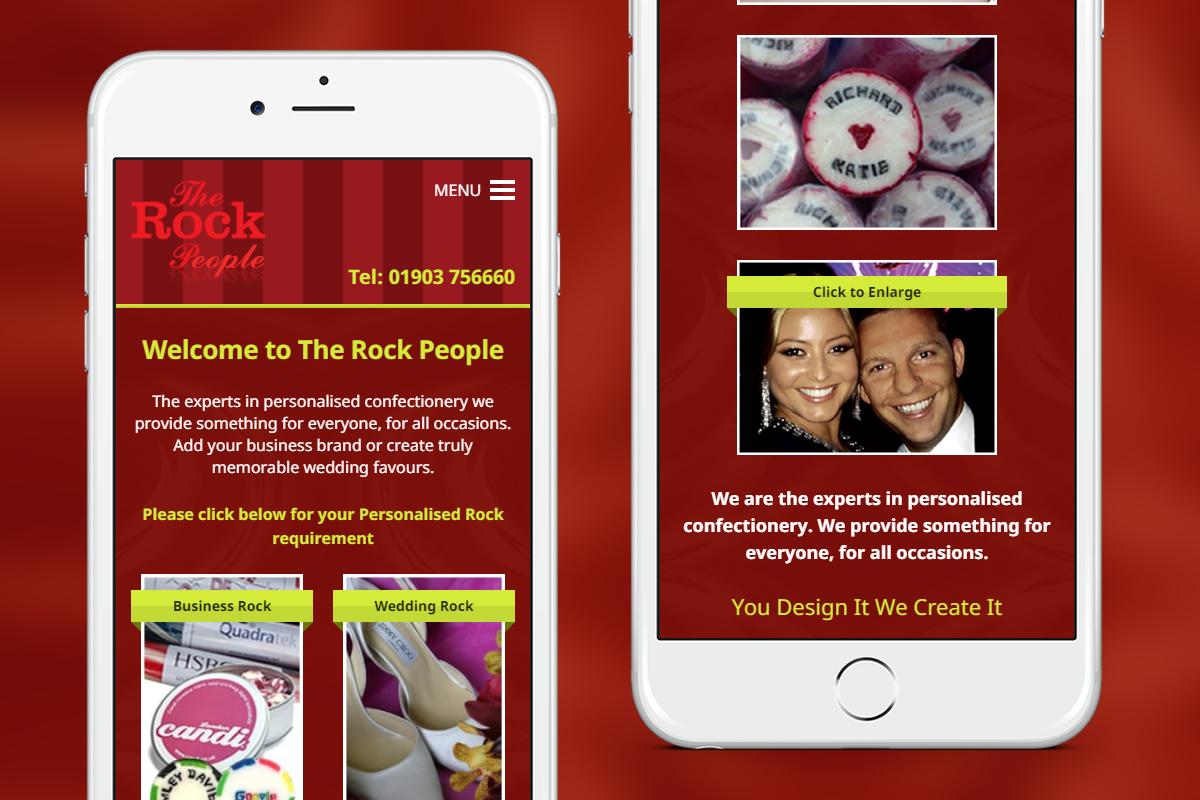 The Rock People: Web Design & SEO Case Study